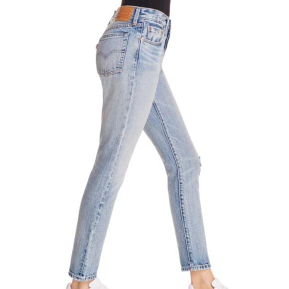 fa99a9b060f9 Levi s Denim - Levi s 64 501® Selvedge Skinny Jeans -Summer Dune